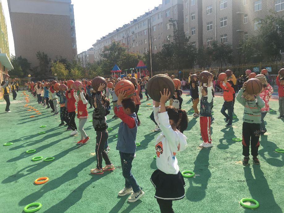 健康运动  乐享童年