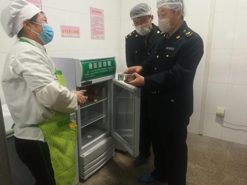 加强责任监管  确保食品安全